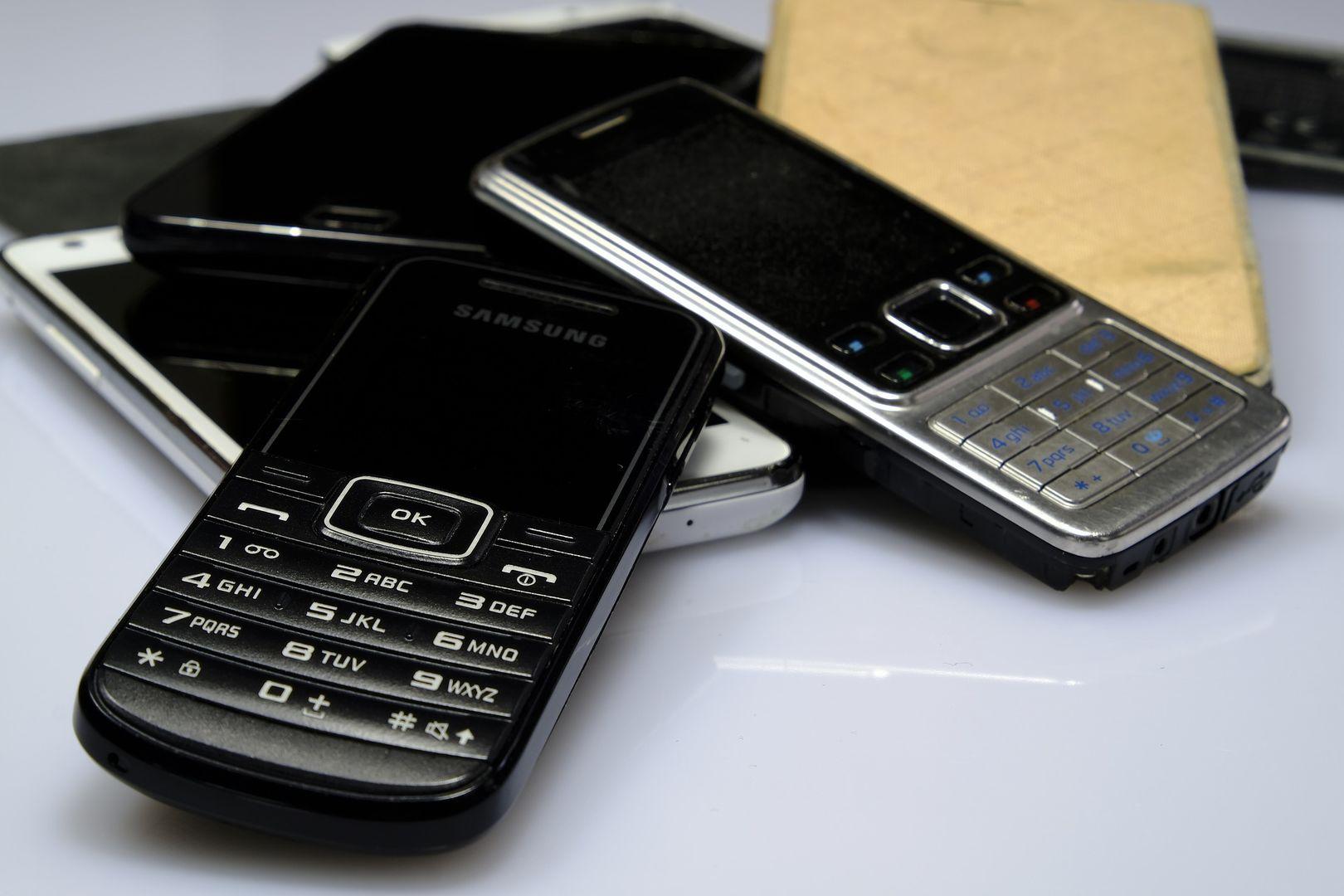 Alte Handys Spenden 2021